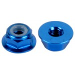 30020042  M4 Thin Aluminum Nylon Nut