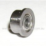 BRMF63ZZ 3mm x 6mm x 2.5mm (Flanged Bearing)