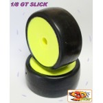 SP-R2-Sick ( 1/8 GT Racing Slick R2 Rubber Tyres)