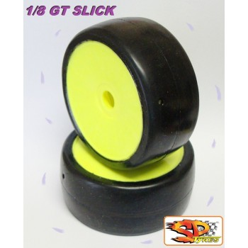 SP-R3-Sick ( 1/8 GT Racing Slick R3 Rubber Tyres)
