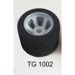 TG 1002 1/8 Rear Foam Tyres Serpent Offset